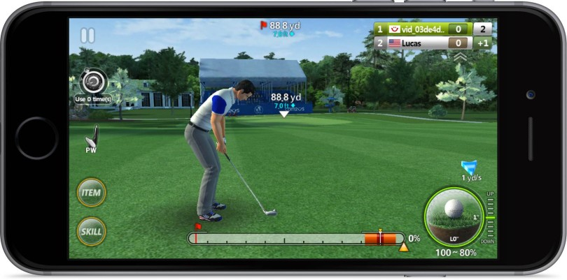 Force Touch Golf iOS iPhone 6S