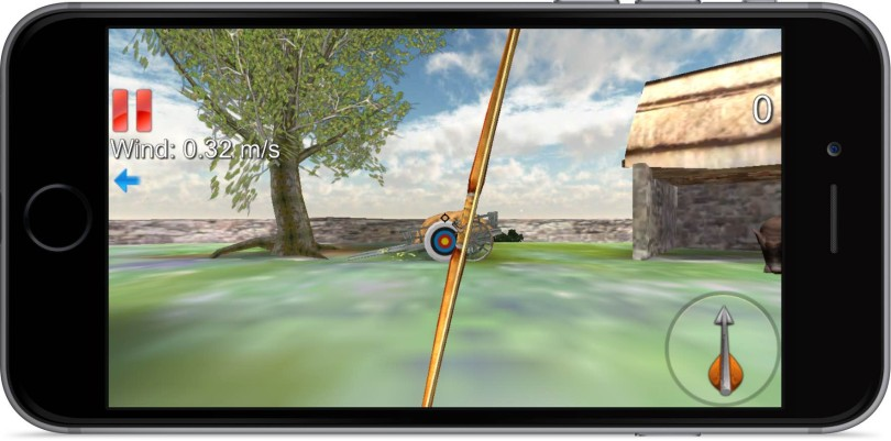 Force Touch Archery iOS iPhone 6S