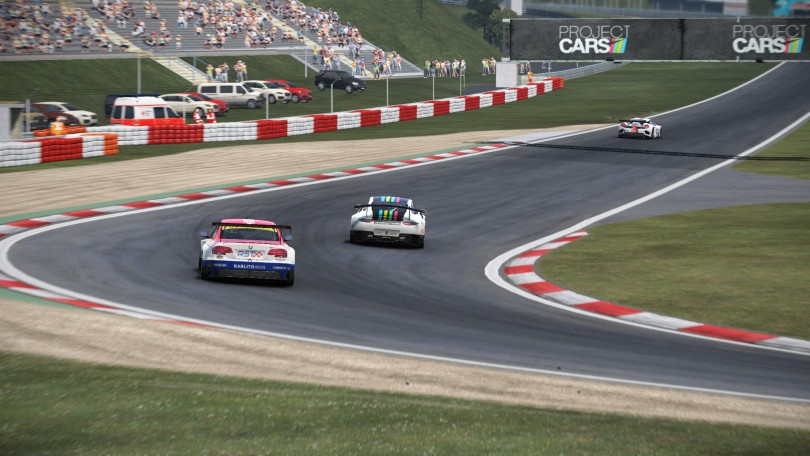 Project Cars RUF 3