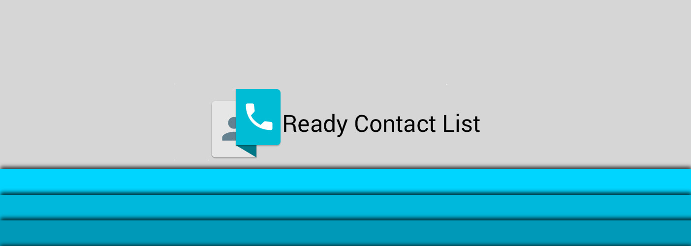 Ready Contact List IMG 3