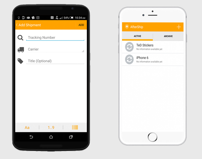AfterShip Lets You Easily Track Packages