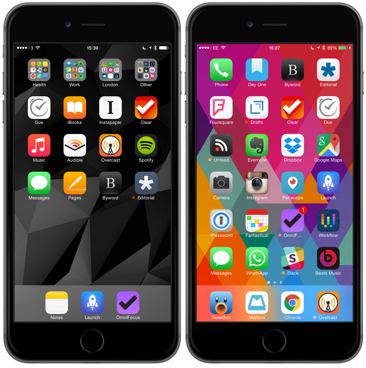 organizing your iphone homescreen techdissected