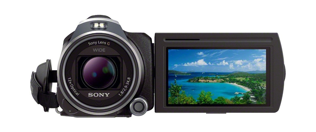 Sony HandyCam CX240 Featured Image