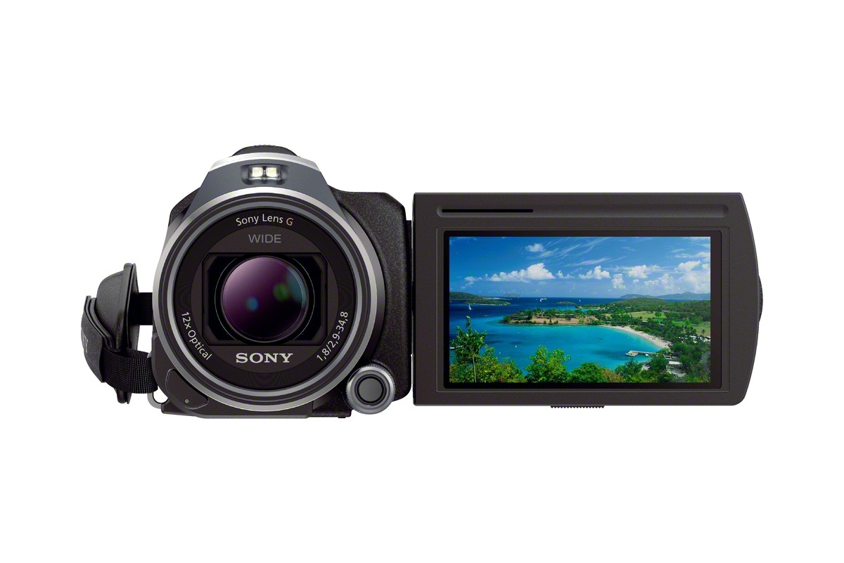 Sony HDR-CX240 Review: Discover The Best Camcorder For You