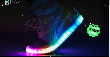 Blinky Shoes Featured Image