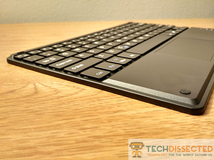 1ByOne Bluetooth Keyboard And Touchpad Image 4