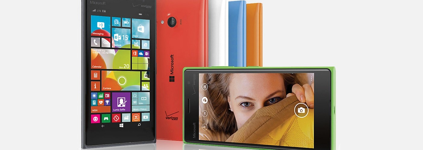 Lumia 735 Featured