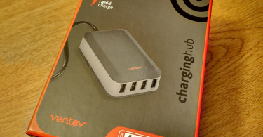 Ventev USB Charging Hub Featured Image