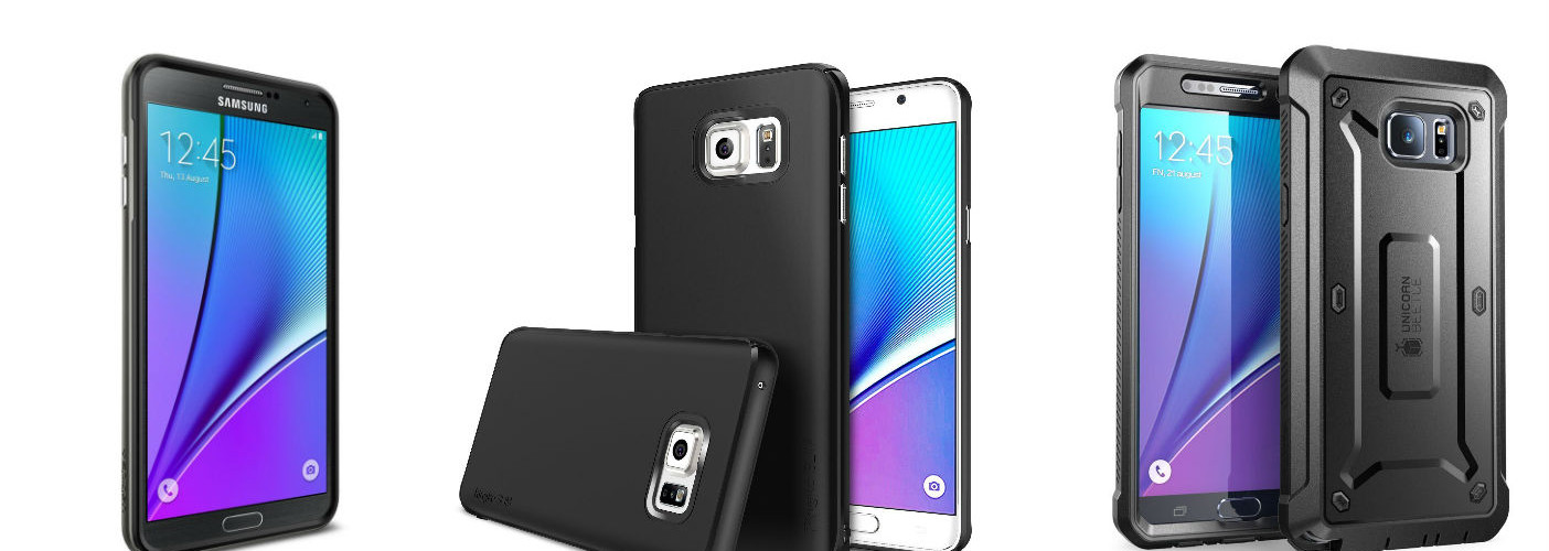 Note 5 cases featured