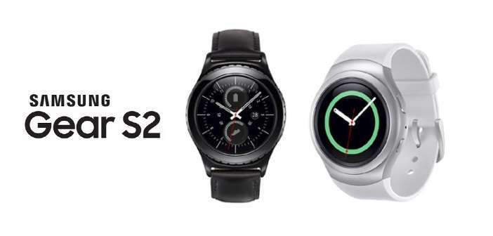 Samsung Smartwatches Gear S2 Featured
