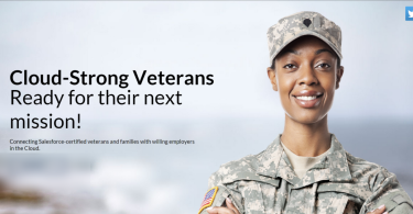 VetForce: A Salesforce Education for Veterans