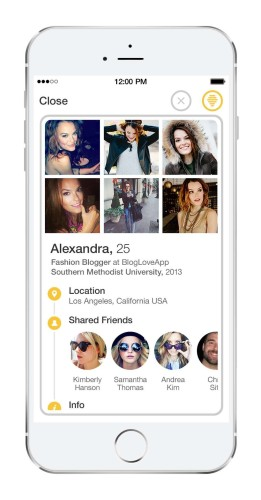 bumble dating app android