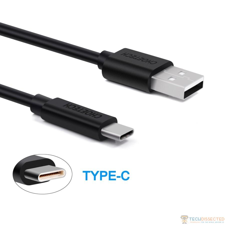 review  choetech usb type