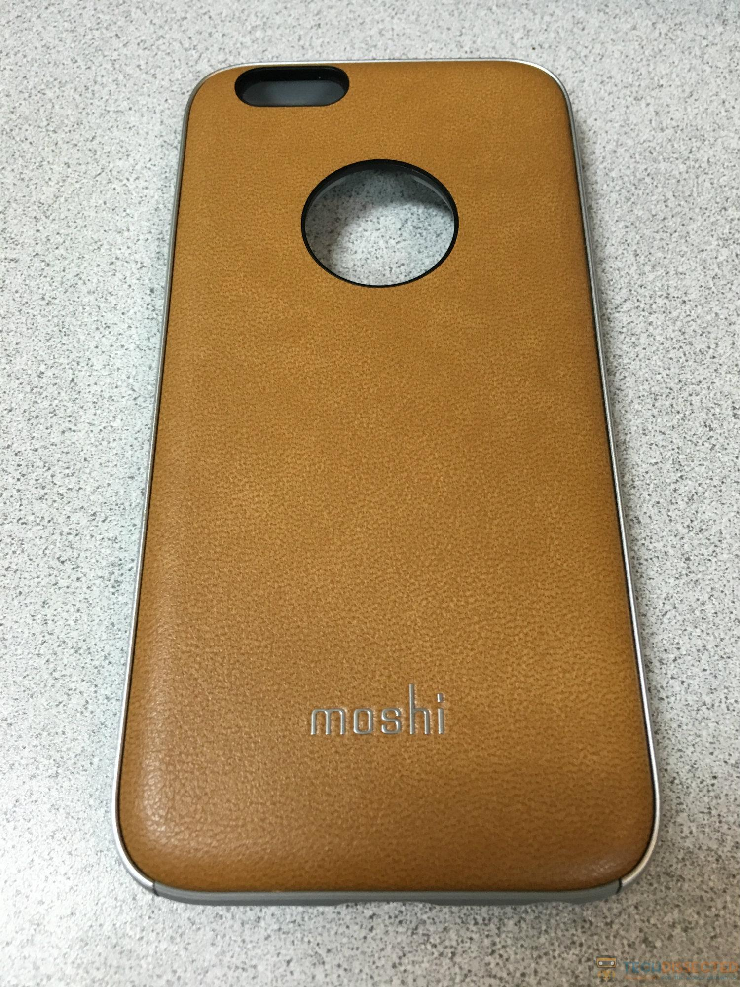 release date: 99d7d eb081 Review: The Moshi iGlaze Napa For The iPhone 6s