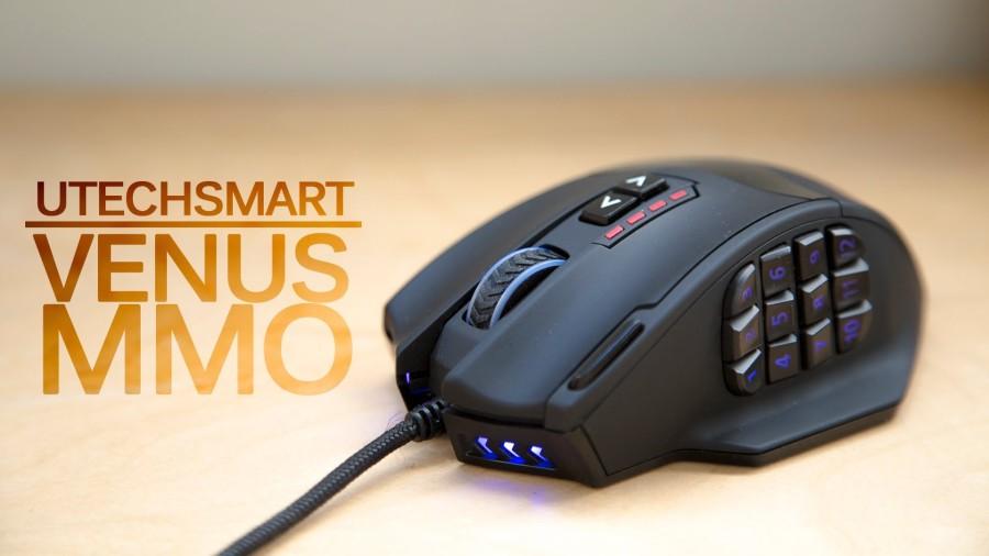 UtechSmart Venus Gaming Mouse Featured Image