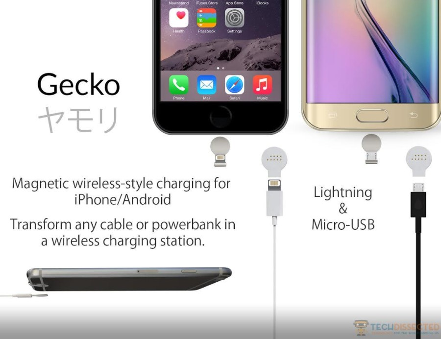 Gecko Wireless Charger Image 1