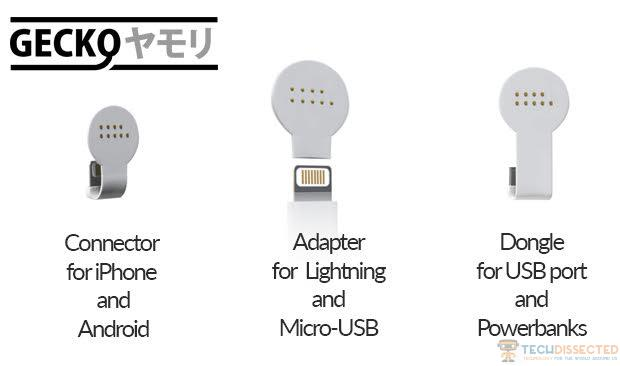 Gecko Wireless Charger Image 3