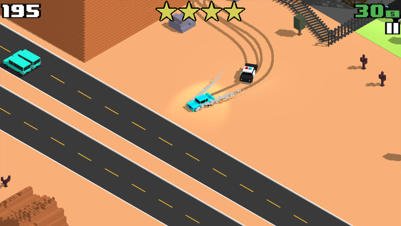Smashy Road: Wanted for Android - APK Download
