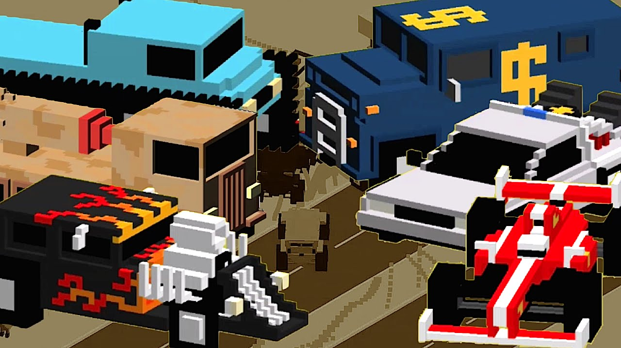 Smashy Road: Wanted 2 for Android - APK Download