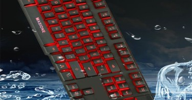 Masione Gaming Keyboard Image 2