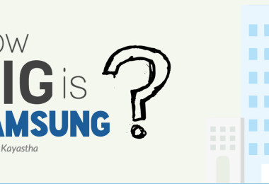 How Big Is Samsung Featured Image