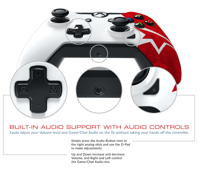 Mirror's Edge Catalyst XBox One Controller Image 2