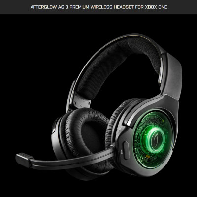 PDP Afterglow AG-9 Wireless Headset