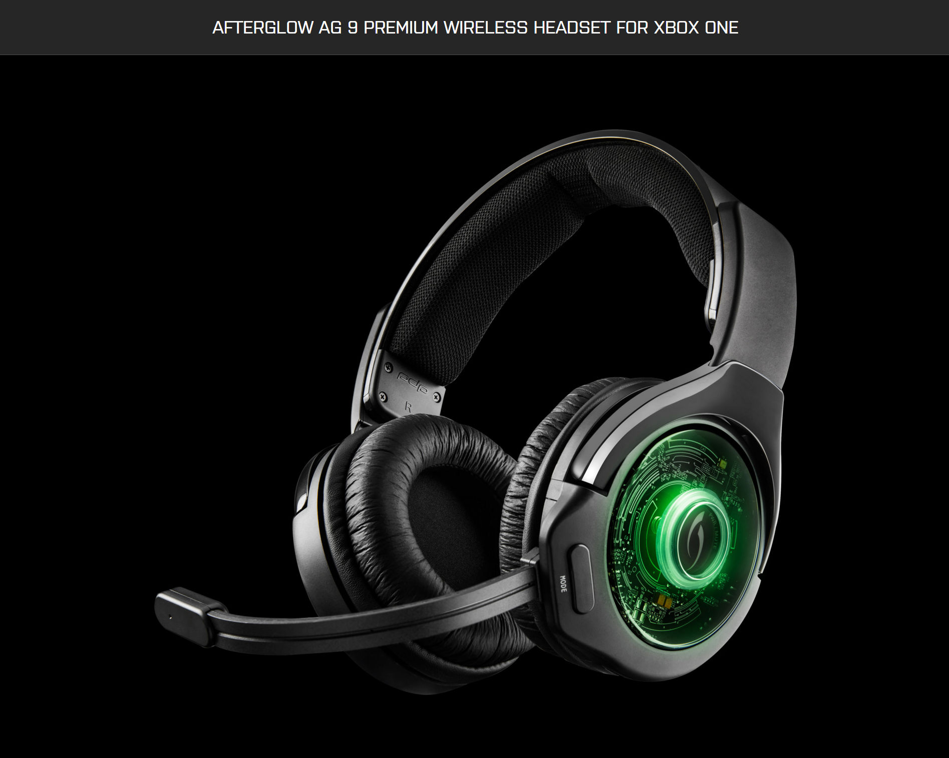 9d2c3e5398a Review: PDP AfterGlow AG-9 XBox One Wireless Stereo Headset ...
