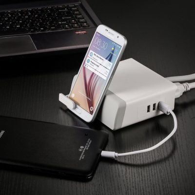 EasyACC 3-Port USB Power Strip