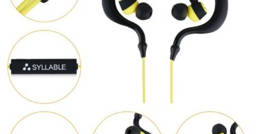 Syllable D700 Over The Ear Headphones Image 3