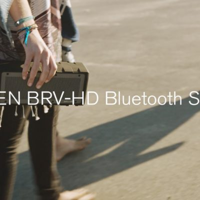 Braven BRV-HD Rugged Bluetooth Speaker