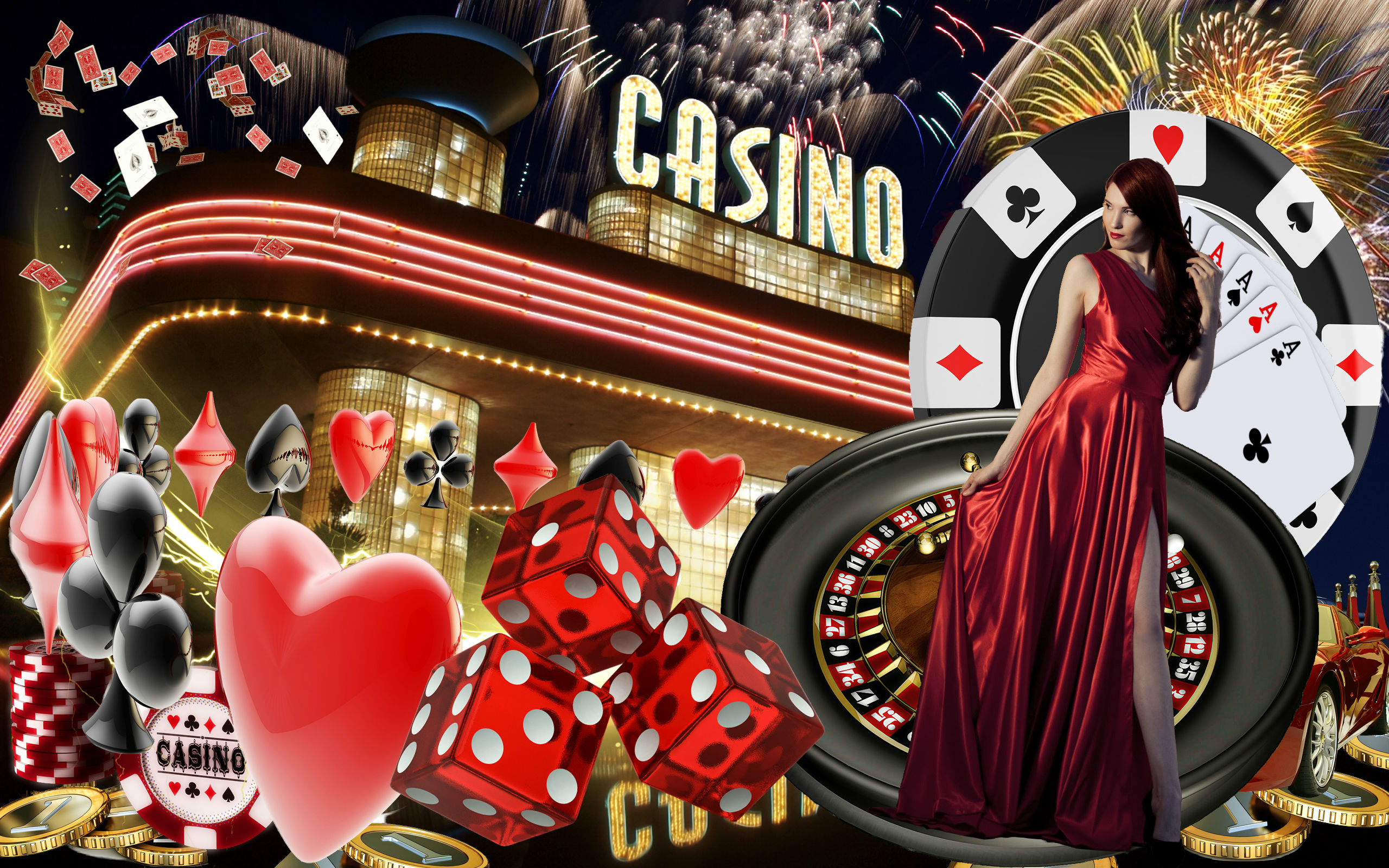 how do online casinos pay you