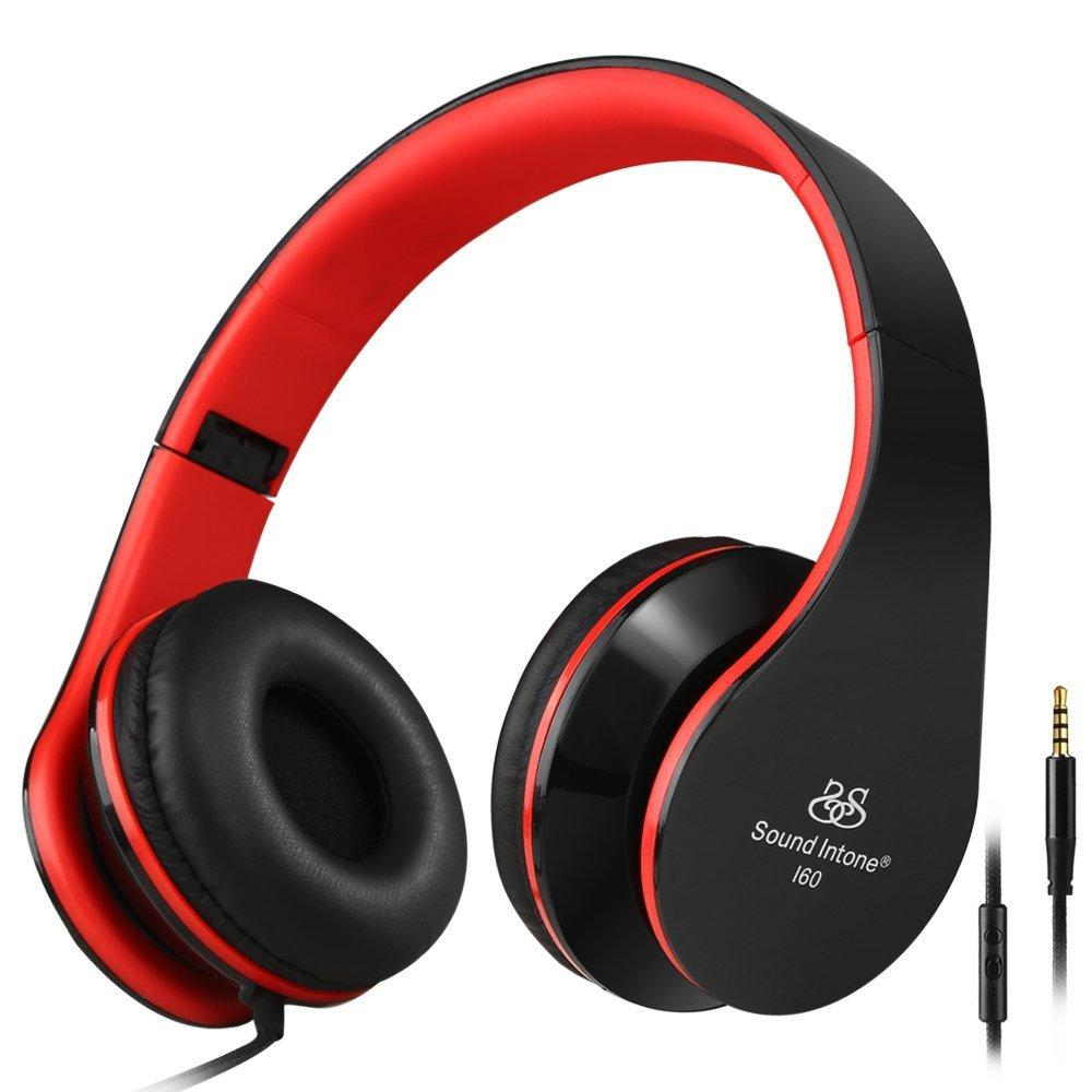 Sound Intone I60 Foldable Headphones