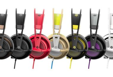 SteelSeries Siberia 200 Gaming Headpones Image 1