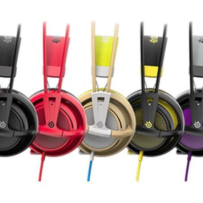 SteelSeries Siberia 200 Headphones