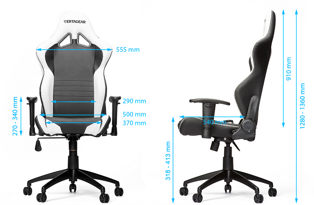 Review Vertagear Sl 2000 Racing Series Gaming Chair