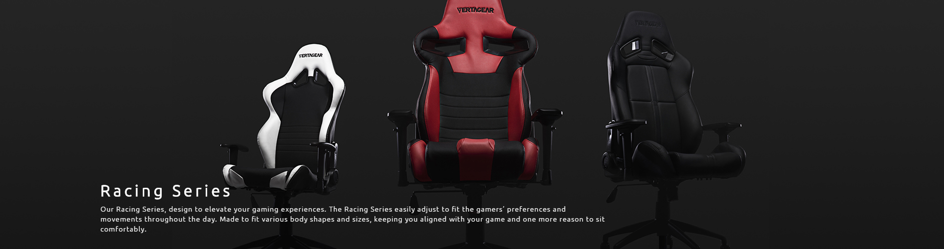 Remarkable Review Vertagear Sl 2000 Racing Series Gaming Chair Bralicious Painted Fabric Chair Ideas Braliciousco