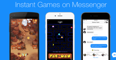 Facebook Messenger Games Image 1