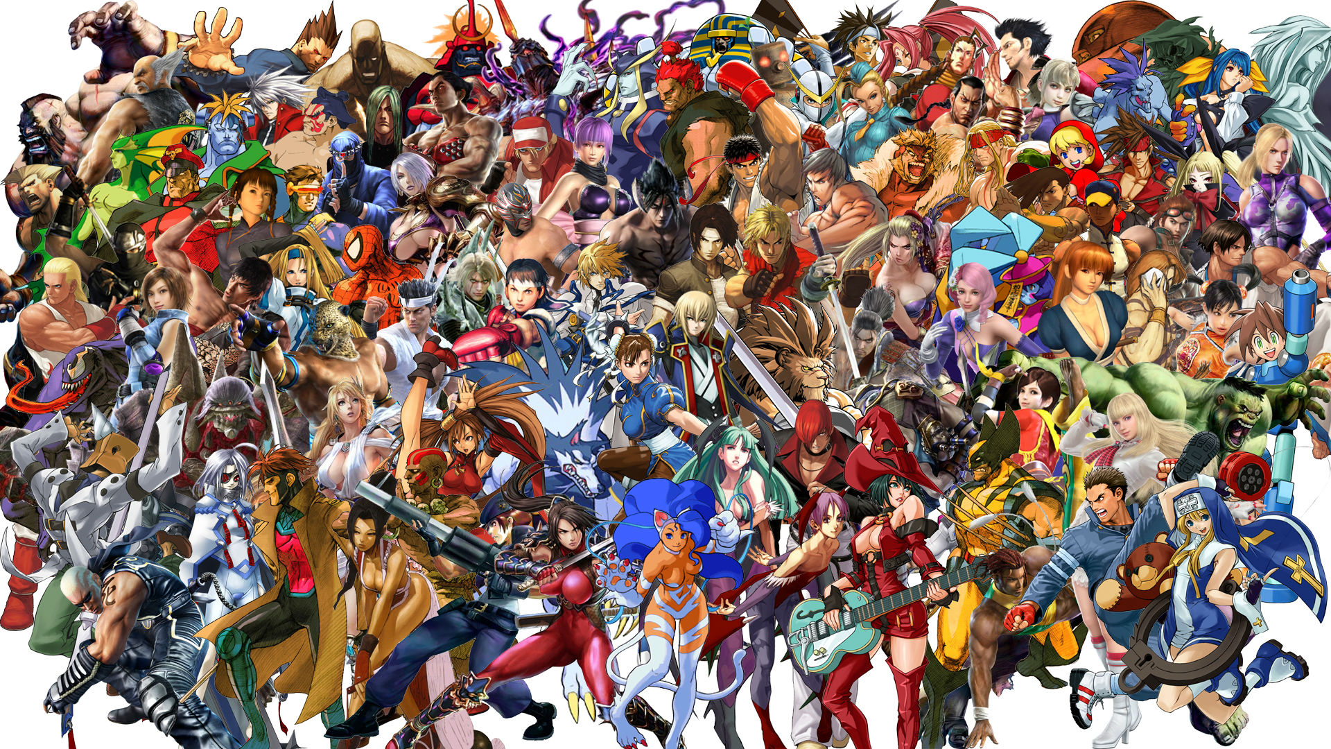Fighting Games Image 2