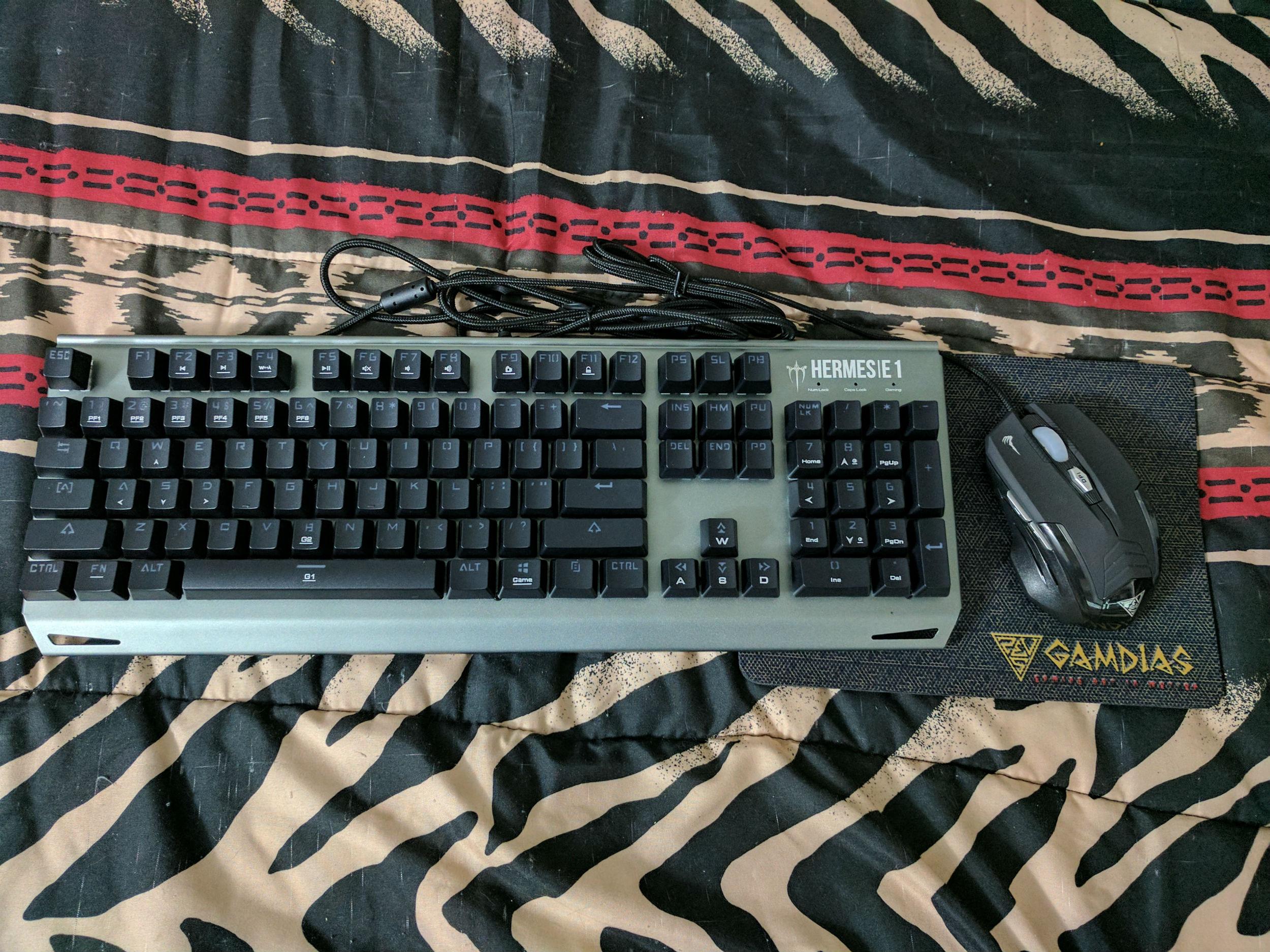 f903fa44a20 Review: Gamdias Hermes E1 gaming keyboard and mouse combo ...