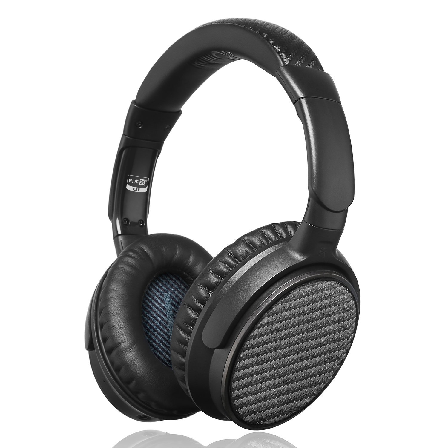 IdeaUSA AtomicX V201 Headphones Image 1