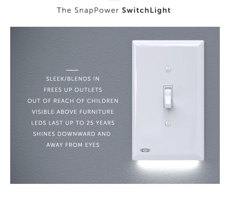 SnapPower SwitchLight Image 2
