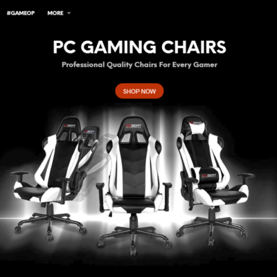 OPSeat Master Series Gaming Chair