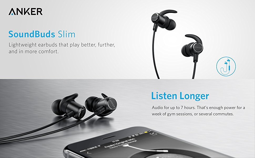 2ba2842f3c5 Review And Giveaway: Anker SoundBuds Slim wireless headphones ...