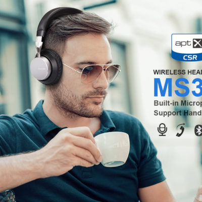 Mixcder MS301 Bluetooth Headphones