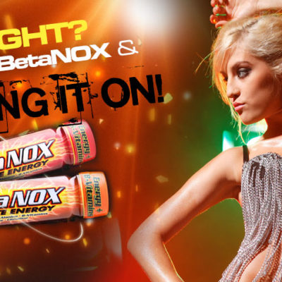 BetaNOX Energy Drink