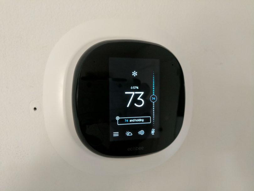 Ecobee4 Smart Thermostat Image 2