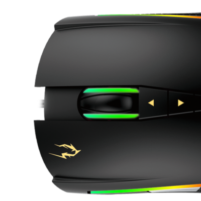 Gamdias Zeus P1 RGB Optical Gaming Mouse