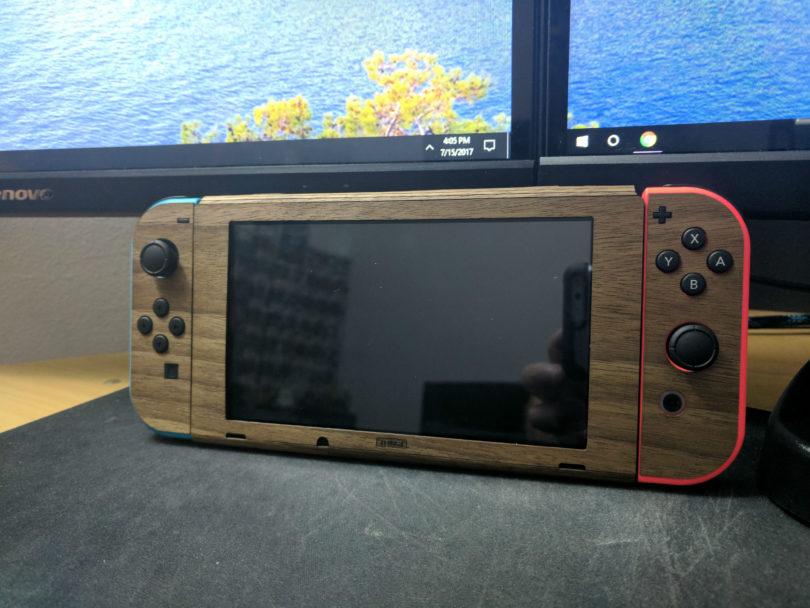 Nintendo Switch Toast Image 2
