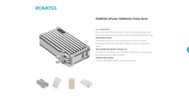 ROMOSS UPower Charger Image 8